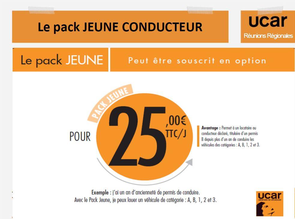 Pack Jeune Conducteur